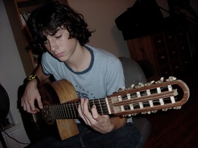 Hey Chris Just Wanted To Let You Know That Your Guitar
